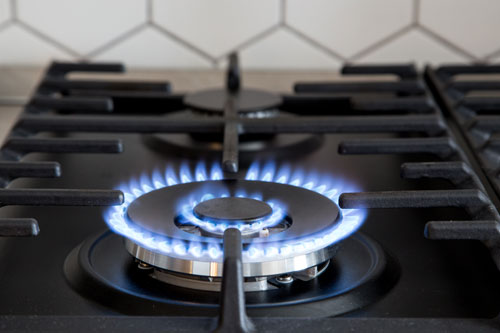 Propane appliances in your home