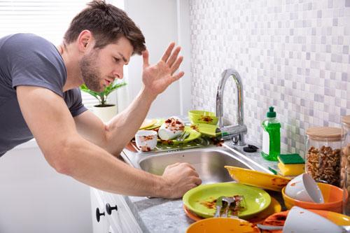Avoid plumbing problems