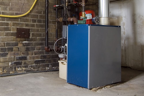 What causes my furnace to rust? southeastern Massachusetts
