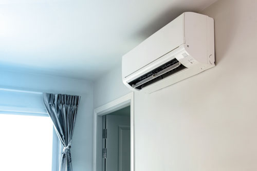 When should I consider a ductless air conditioner?