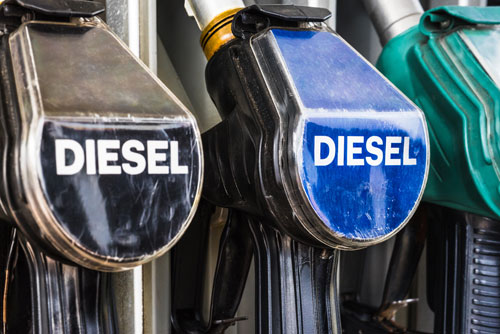 Cool facts about diesel fuel