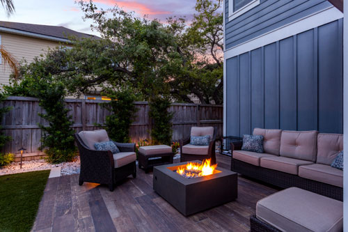 Extend your summer with propane outdoor living appliances