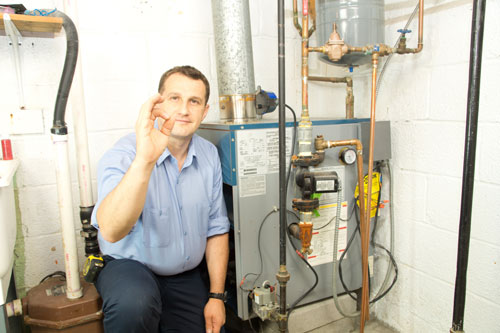 What's the difference between a boiler and a furnace?